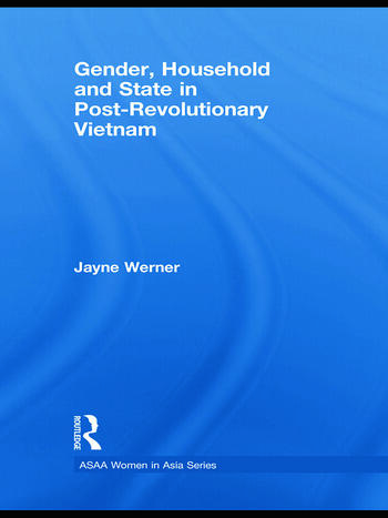Gender, Household and State in Post-Revolutionary Vietnam book cover