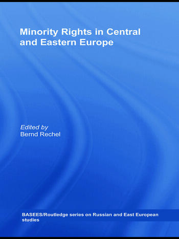 Minority Rights in Central and Eastern Europe book cover
