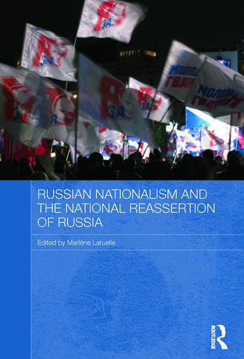 Russian Nationalism and the National Reassertion of Russia book cover
