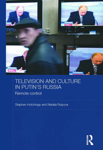 Television and Culture in Putin's Russia Remote control book cover
