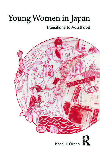 Young Women in Japan Transitions to Adulthood book cover