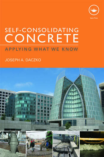 Self-Consolidating Concrete Applying what we know book cover
