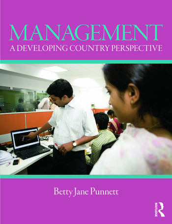 Management A Developing Country Perspective book cover