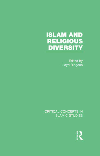 Islam and Religious Diversity book cover