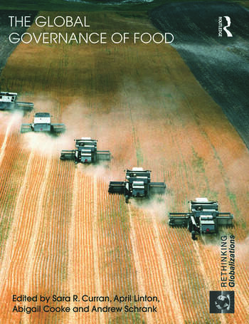 The Global Governance of Food book cover
