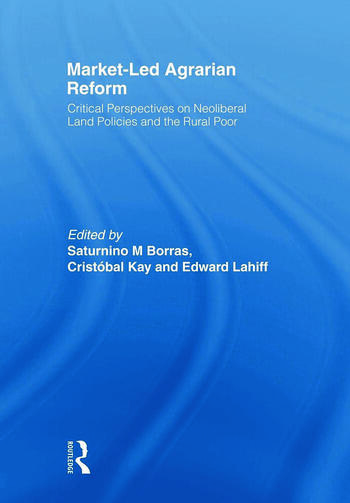 Market-Led Agrarian Reform book cover