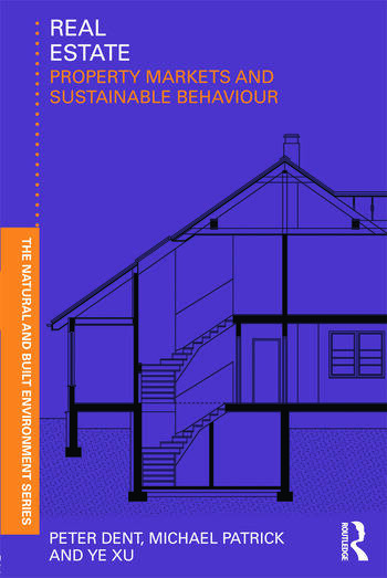 Real Estate Property Markets and Sustainable Behaviour book cover