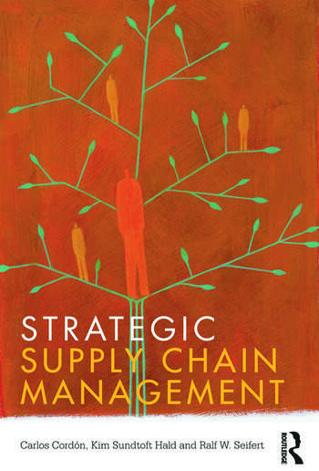 Strategic Supply Chain Management book cover