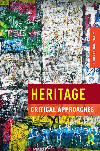 Heritage Critical Approaches book cover