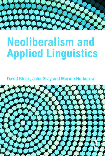 Neoliberalism and Applied Linguistics book cover
