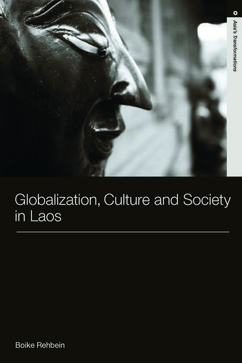 Globalization, Culture and Society in Laos book cover
