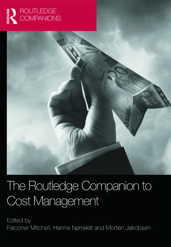 The Routledge Companion to Cost Management book cover
