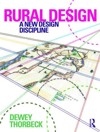 Rural Design A New Design Discipline book cover