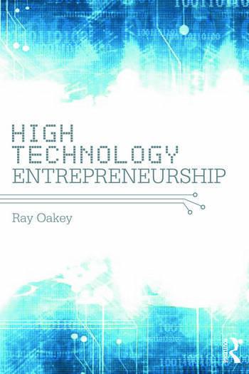 High-Technology Entrepreneurship book cover