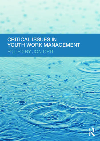 Critical Issues in Youth Work Management book cover
