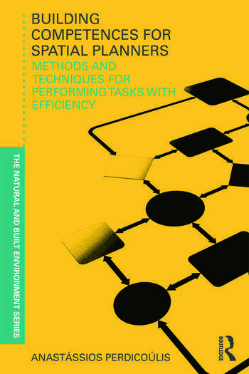 Building Competences for Spatial Planners Methods and Techniques for Performing Tasks with Efficiency book cover