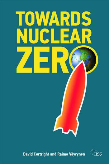 Towards Nuclear Zero book cover
