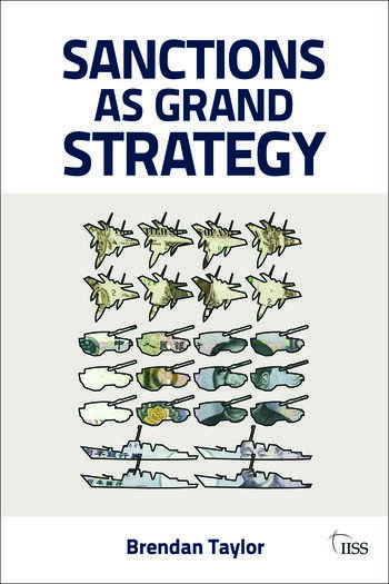 Sanctions as Grand Strategy book cover