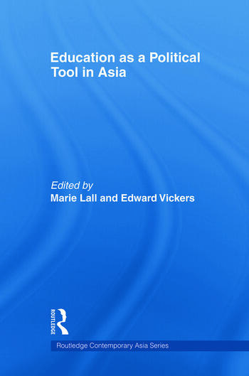 Education as a Political Tool in Asia book cover