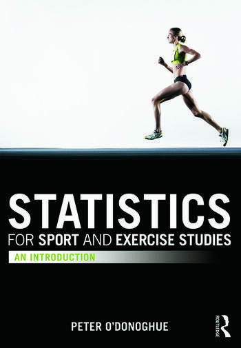 Statistics for Sport and Exercise Studies An Introduction book cover