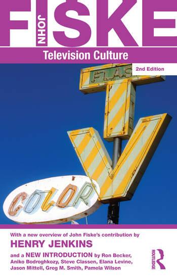Television Culture book cover