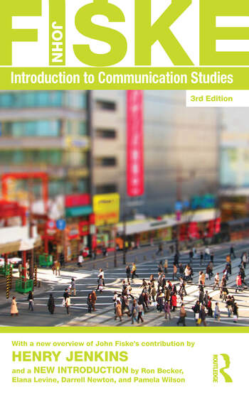 Introduction to Communication Studies book cover