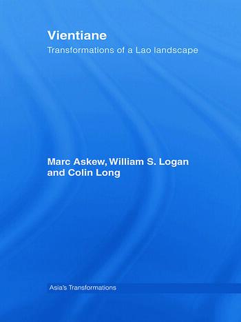 Vientiane Transformations of a Lao landscape book cover