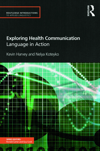 Exploring Health Communication Language in Action book cover