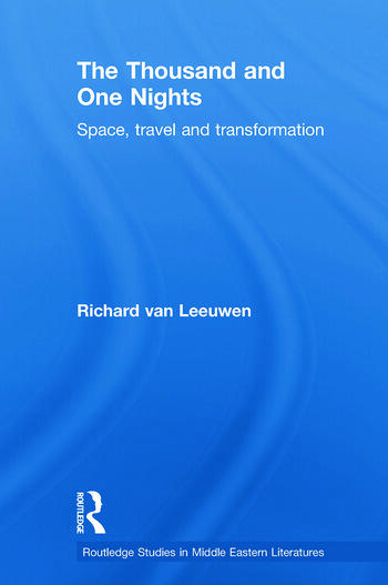 The Thousand and One Nights Space, Travel and Transformation book cover