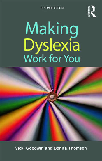 Making Dyslexia Work for You book cover