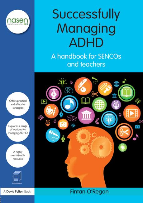 Successfully Managing ADHD A handbook for SENCOs and teachers book cover
