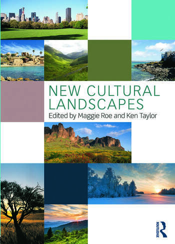 New Cultural Landscapes book cover