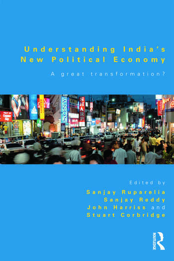 Understanding India's New Political Economy A Great Transformation? book cover