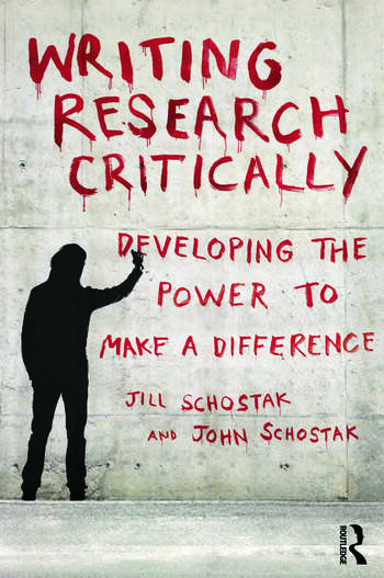 Writing Research Critically Developing the power to make a difference book cover