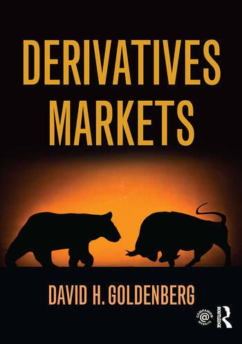 Derivatives Markets book cover