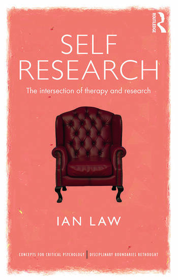 Self Research The intersection of therapy and research book cover