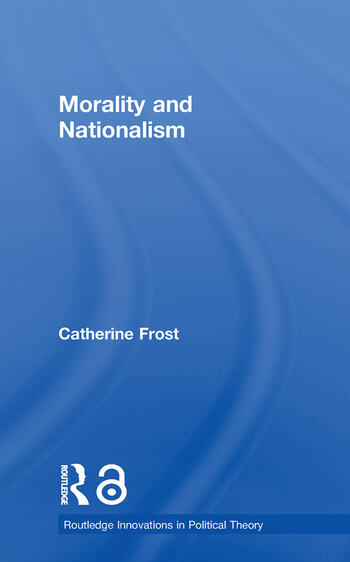 Morality and Nationalism book cover