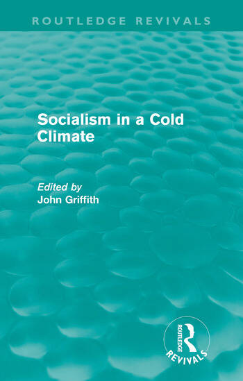 Socialism in a Cold Climate book cover