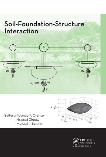 Soil-Foundation-Structure Interaction book cover