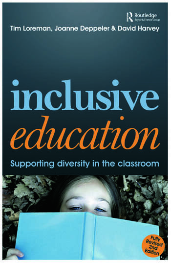 Inclusive Education A Practical Guide to Supporting Diversity in the Classroom book cover