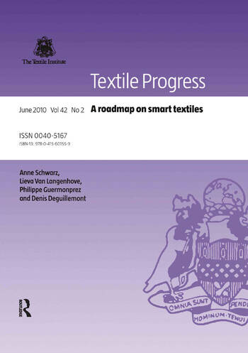 A Roadmap on Smart Textiles book cover