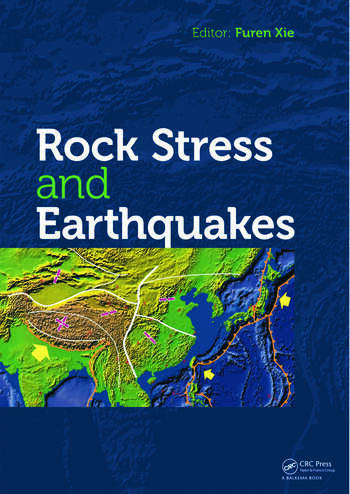 Rock Stress and Earthquakes book cover