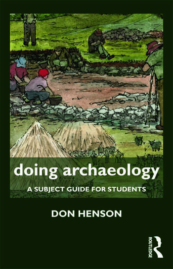 Doing Archaeology A Subject Guide for Students book cover