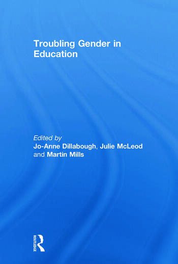 Troubling Gender in Education book cover