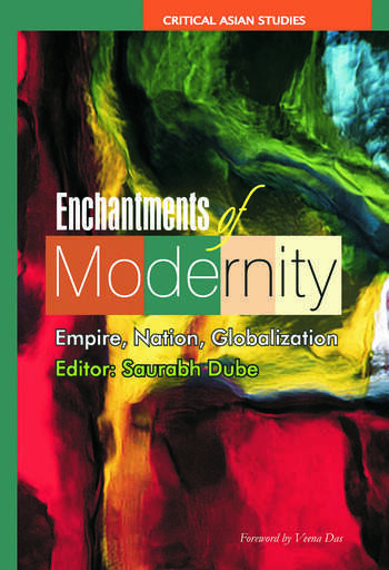 Enchantments of Modernity Empire, Nation, Globalization book cover