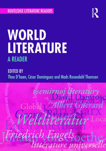 World Literature A Reader book cover