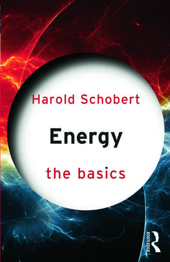 Energy: The Basics book cover