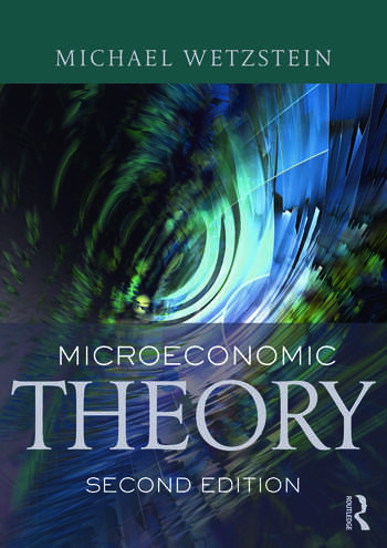 Microeconomic Theory second edition Concepts and Connections book cover
