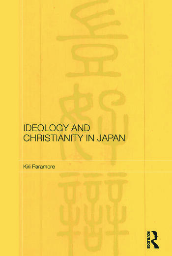 Ideology and Christianity in Japan book cover
