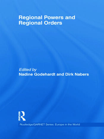 Regional Powers and Regional Orders book cover